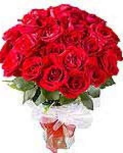 18 Red Rose Bouquet