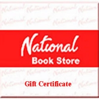 National Bookstore Gift Certificate
