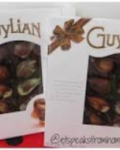 2 Guylian Chocolate Boxes