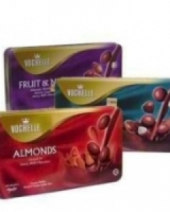 3 Vochelle chocolate box 180 g each