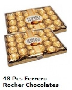 48 ferrero Chocolate