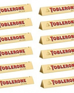 12 x Toblerone milk`100 g