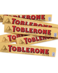 6 x Toblerone milk `100 g